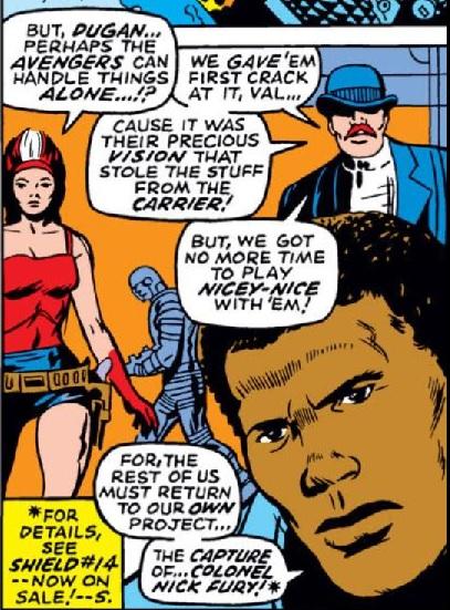Marvel's Suicide Squad?